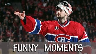 Carey Price - Funny Moments [HD]