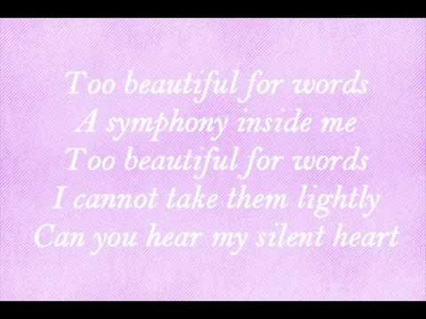 Christina Aguilera - 2 Beautiful 4 Words