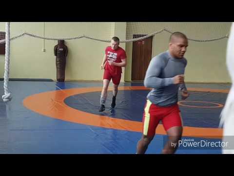 Утренняя тренировка часть 1 ( разминка)