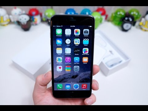 iPhone 6 Plus Unboxing and Hardware Tour