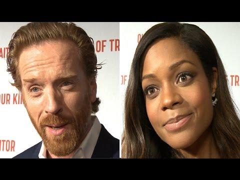 Our Kind Of Traitor Premiere Interviews