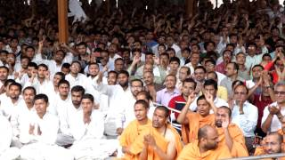 Guruhari Darshan 24 Feb 2015 - Pramukh Swami Maharaj