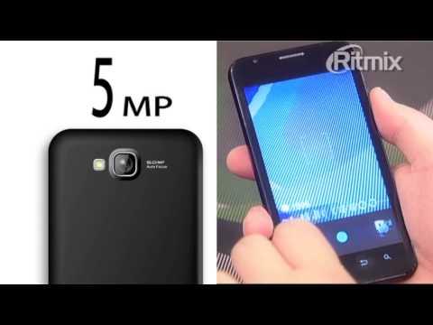 Лаборатория Ritmix_ Выпуск 22: Смартфон Ritmix RMP 500