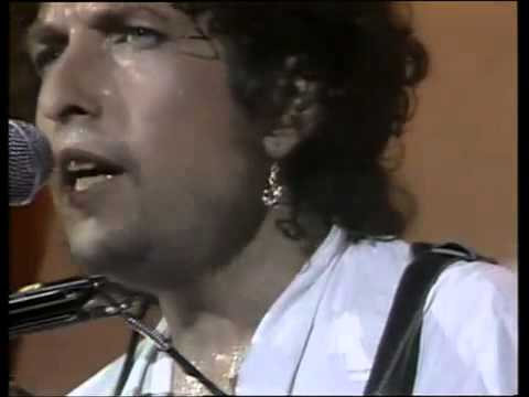 Bob Dylan - Blowing In The Wind Live