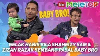 Download Lagu Gelak habis bila Shaheizy Sam & Zizan Razak sembang pasal Baby Bro Gratis STAFABAND