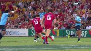 Fox Rugby: The Shortball 2015 (Week 4) | Super Rugby Video Highlights