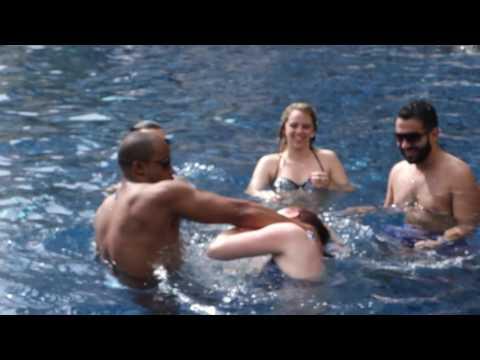 Zouk SEA 2016 - 11 - Pool party ~ video by Zouk Soul