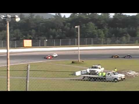 2nd Dwarf Car Heat | White Mountain Motorsports Park | N. Woodstock, NH | July 14, 2012