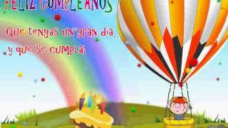 Que Se Cumplan Tus Deseos - Videos Animados De Feliz Cumpleaños