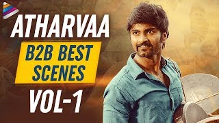 Atharvaa Back To Back Best Scenes VOL 1 | Kaali Latest Telugu Movie | Anandhi | Telugu FilmNagar