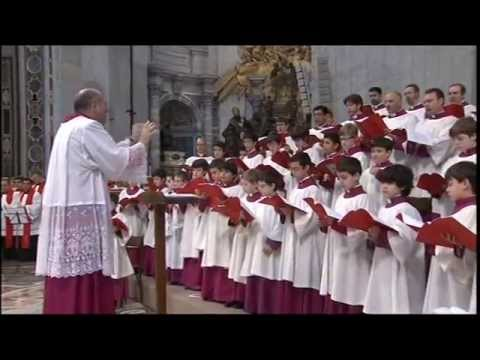Pope Benedict XVI Pentecost mass 12 06 2011