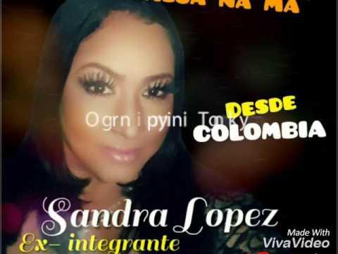 SANDRA LOPEZ LA INDIA PUBLICIDAD SALSA NA MA