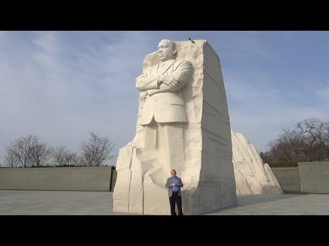 Martin Luther King Memorial Washington DC  - REAL USA Ep. 134