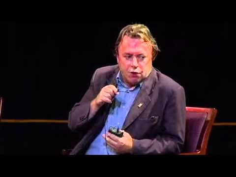 Hitchens On Not Staying Home - One of My Favourite Hitchslaps