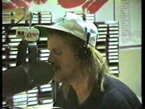 Chris Jagger Q107 WRQX Radio Washington DC