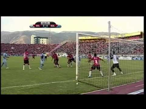 Jorge Wilstermann 0-0 Bolivar