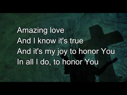 Newsboys - Amazing Love You Are My King