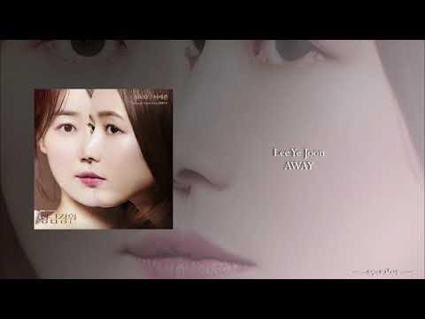 Download  Lee Ye Joon - AWAY OST Part.2 Golden Garden Gratis, download lagu terbaru