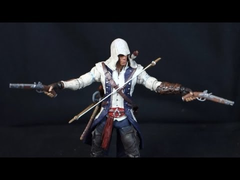 Connor [Assassin's Creed III] McFarlane Assassin's Creed [Wave 1]