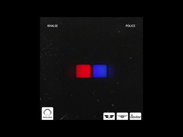 """Sepehr Khalse - """"Police"""" OFFICIAL AUDIO"""