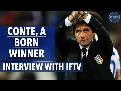 Antonio Conte | A Born Winner | Juventus Fan View