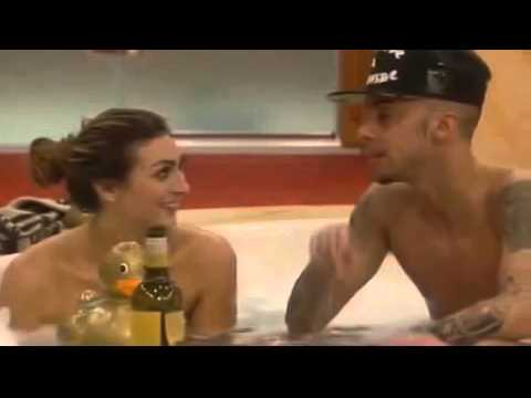 Dappy Jasmine Waltz and Luisa Zissman play truth or dare in Celebrity Big Brother 2014 Low