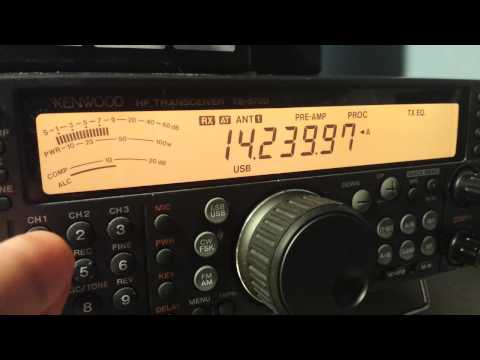 PD7BDN Cushcraft A3S vs Dipole