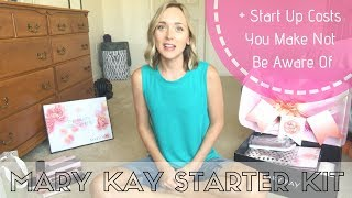 TRYING MARY KAY SKINCARE & MAKEUP!