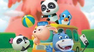 Baby Panda's Summer Picnic | Sharing Song for Kids | Kids Good Habits | BabyBus