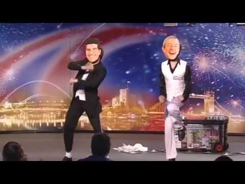 Faces of Disco - Britain's Got Talent - Show 6