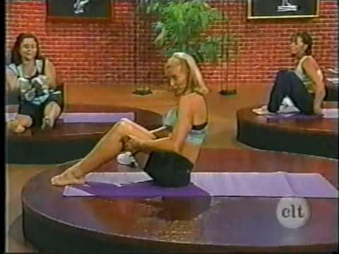 Sharon Mann's White Socks And Sexy Feet video