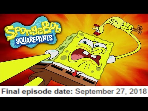Spongebob is NOT Ending This Month