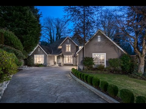 2901 Tower Hill Crescent, West Vancouver, BC - Listed by Eric Langhjelm & David Matiru