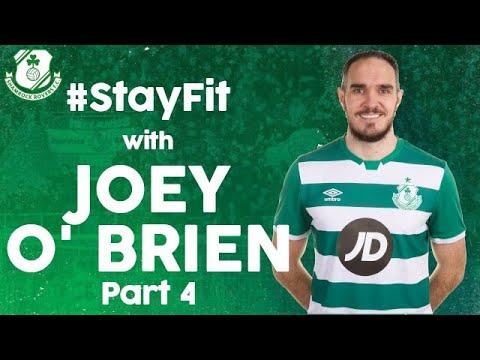 #StayFit20 video 16 - Joey O'Brien