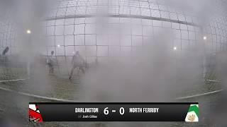 Darlington 6-0 North Ferriby United - Vanarama National League North - 2017/18