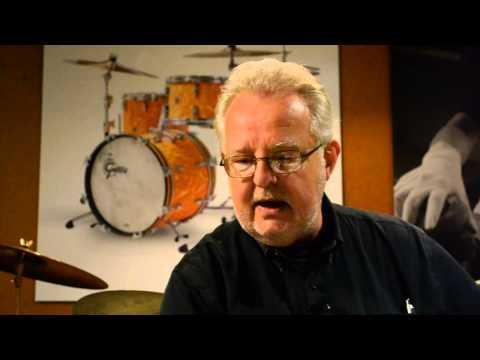 Steve Maxwell Vintage Drums - (Ludwig Classic Maple Rose Marine - 3/28/15)