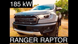 RANGER RAPTOR - 185kW DP POWER CHIP INSTALL