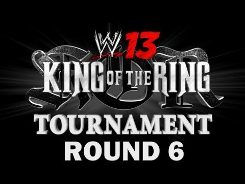 WWE 13 - WWE vs. WWF - King of the Ring Tournament - Round 6