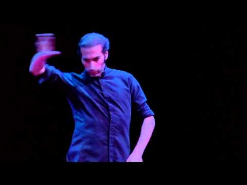 TOROBAKA final trailer (short) - Israel Galván and Akram Khan