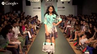 Love from India | Jabong Stage | Lakmé Fashion Week Summer/Resort 2014
