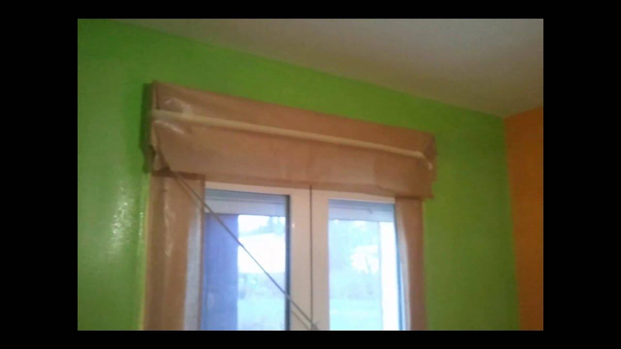 Lijado y pintado de paredes a color en navacerrada for Paredes y rivarola