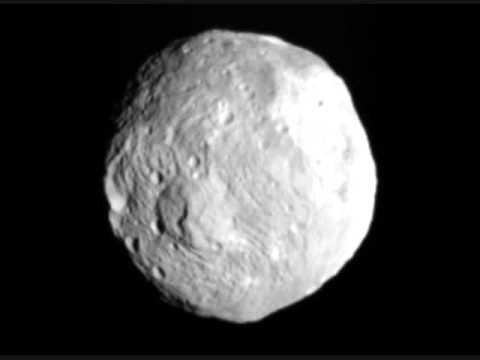 MIT plan to Deflect killer asteroid with paintballs