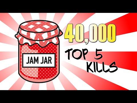 40000 Top 5 kills