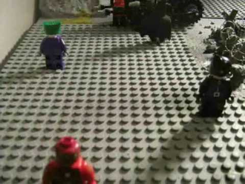 Lego Batman Episode XII, the Symbiote
