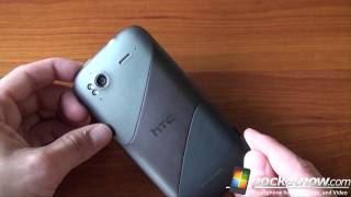 HTC Sensation Hardware Review