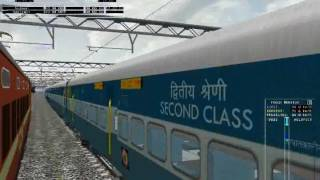 download lagu Msts Indian Railways Mumbai To Delhi Route 2 gratis