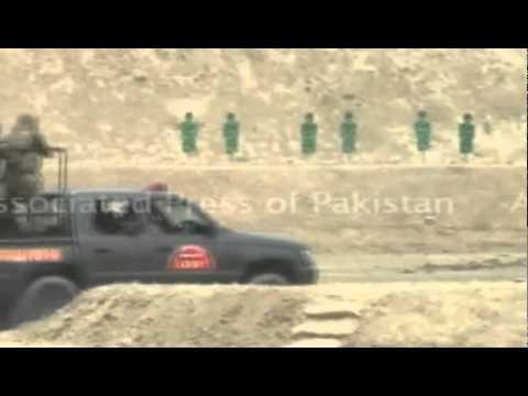 COAS General Kayani visits Mehfooz Shaheed Garrison at Lahore Cantonment