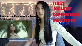 [REACTION] Kwentong Jollibee Valentine Series 2019: Choice
