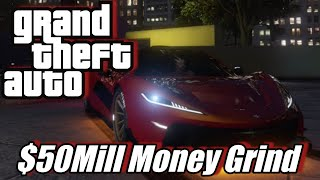 Road to $50 million/ GRAND THEFT AUTO