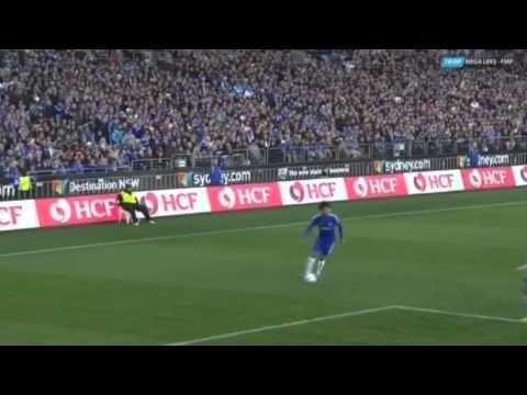 Loic Remy Amazing Goal Sydney FC 0 - 1 Chelsea 2015